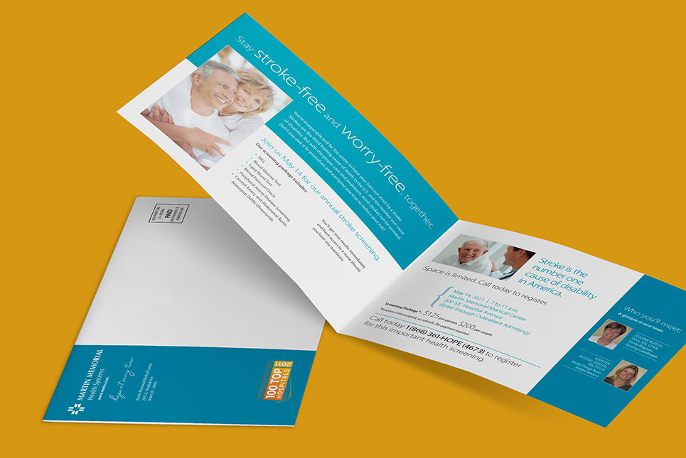 multicolor printing direct mail