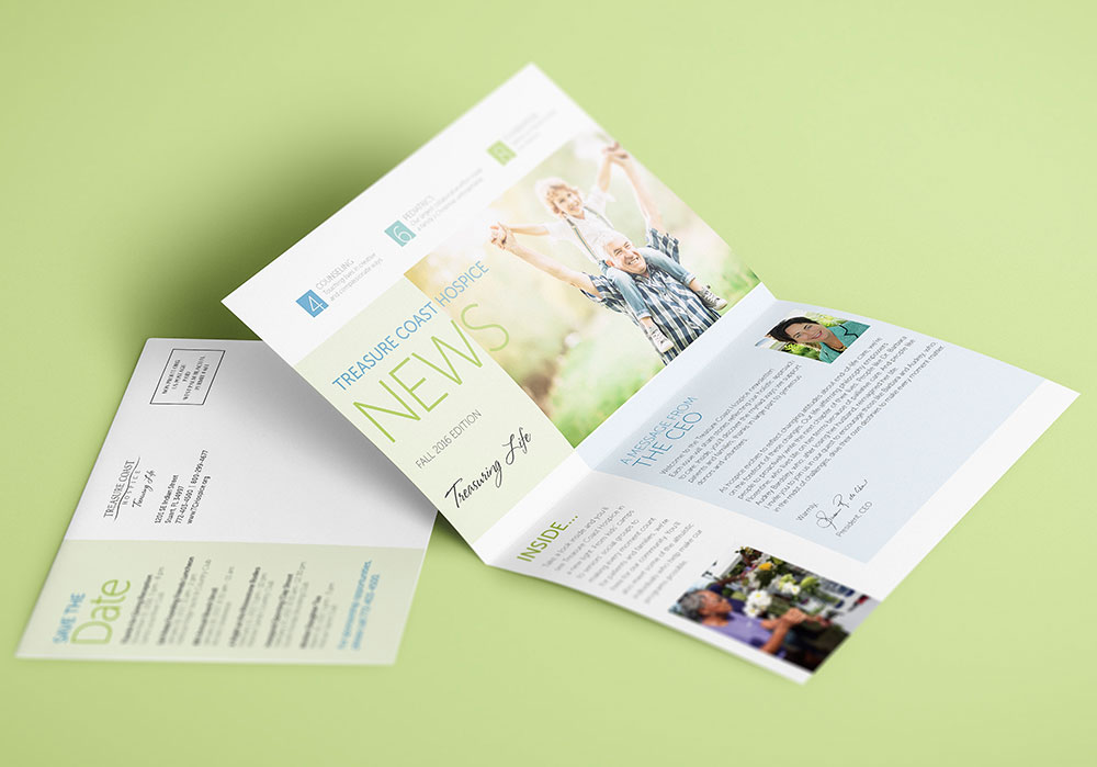 direct mail commercial printer multicolor printing