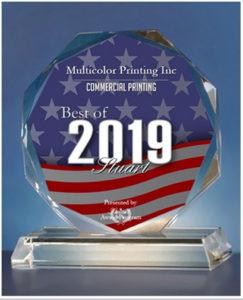 Multicolor Printing Wins!