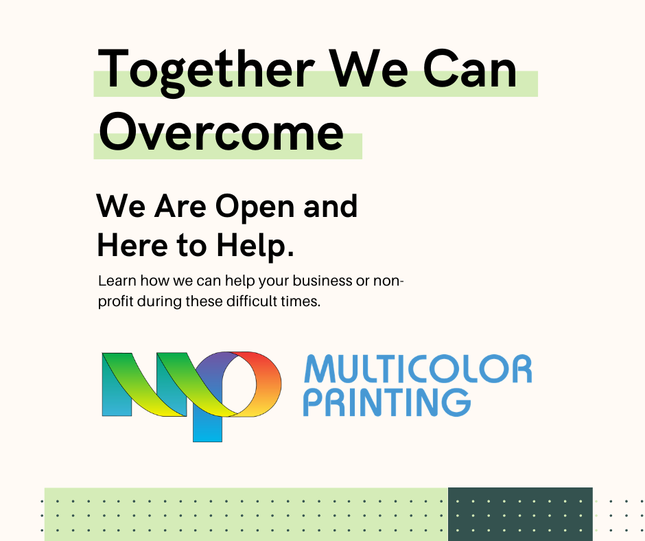 multicolor printing is open and here to help during covid-19